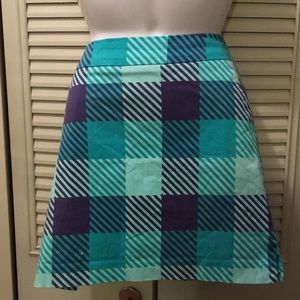 Loudmouth ladies golf skirt - size 12